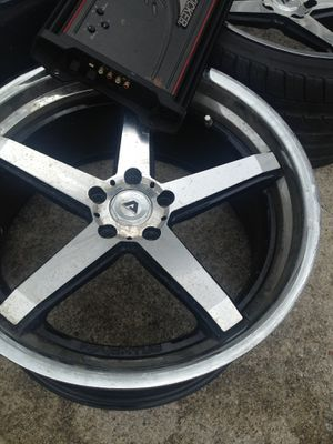 "2 ALLOY RIMS (22"") for Sale in Fairfax, VA"