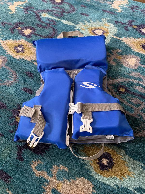 Stearns infant life vest