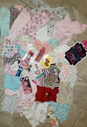 **New & Used Baby Girl Clothes ** for Sale in Tolleson, AZ