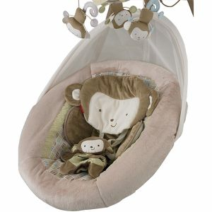 Fisher-Price My Little SnugaMonkey Special Edition Cradle n Swing for Sale in Phoenix, AZ