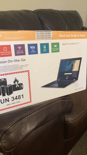 ACER CHROMEBOOK 311 touch screen untouched still in box for Sale in Minneapolis, MN