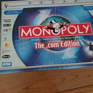 Monopoly The.com Ecition for Sale in West Palm Beach, FL