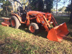 Kubota B-2301 Tractor for Sale in West Palm Beach, FL