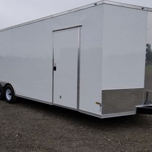 2007 24 Ft V Nose Enclosed Trailer for Sale in Redlands, CA