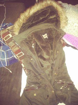 Fur vest for Sale in Flat Rock, MI