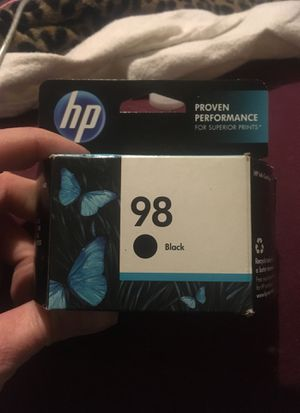 HP 98 ink cartridge for deskjet brand new in box for Sale in Painton, MO