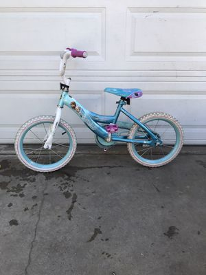 Bike size 16 look at all the pictures for Sale in Santa Fe Springs, CA