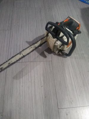 Sthl chainsaw for Sale in Long Beach, CA
