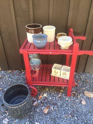 Indoor/ Outdoor planting pots for Sale in Renfrew, PA