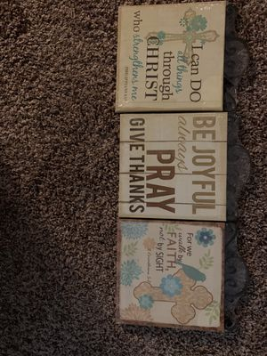 3- Spiritual Signs for Sale in Tulare, CA