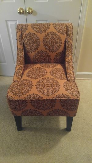 Dwell Home Marlow Accent Chair with Gabrielle Upholstery in Spice $120 for Sale in Falls Church, VA
