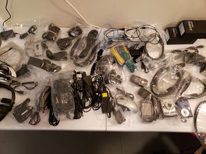 Huge variety of electronics, cords and connectors for Sale in Gresham, OR