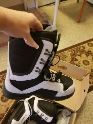 K2 snow boarding boots for Sale in Pittsburgh, PA