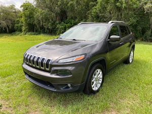 2015 Jeep Cherokee for Sale in Lutz, FL