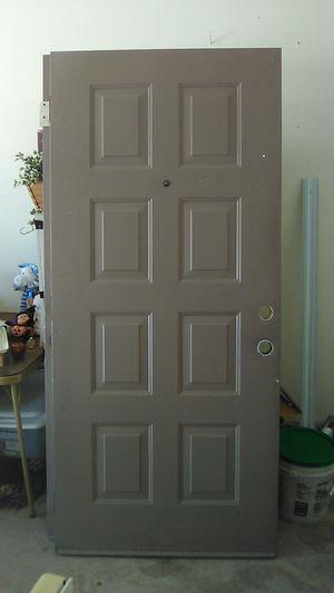 Metal Front/Garage Door for Sale in Glendale, AZ