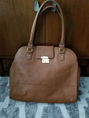 Large brown work bag for Sale in Des Plaines, IL