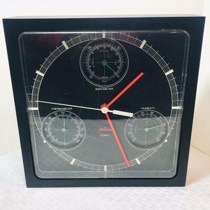 Vintage Sunbeam Weather Station Quartz Clock for Sale in Pawtucket, RI