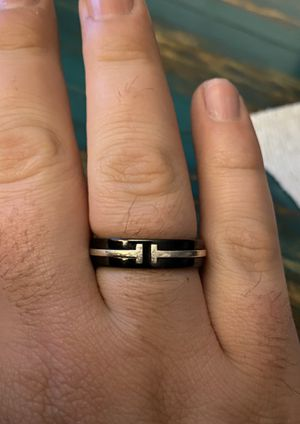 Tiffany & Co. Two Ring Men's Size 10 for Sale in San Diego, CA