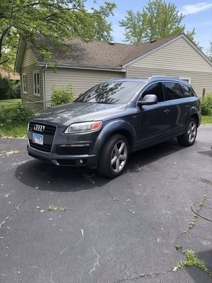 2008 Audi Q7 S-Line ready to go clean inside and out... Clean tittle in hand now... Please no low ballers or window shopping.. Cash is king... for Sale in Mazon, IL