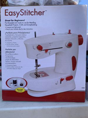Easy Stitcher Sewing Machine for Sale in Arroyo Grande, CA