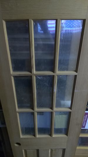 Pine French double doors for Sale in Wichita, KS