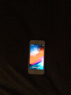iPhone 5 s unlocked any carrier,bring ure SIM card for Sale in Miami Gardens, FL