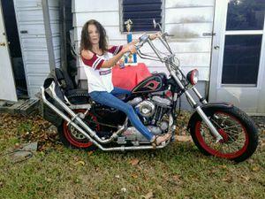 1987 1100cc Harley Davidson Sportster for Sale in Pinellas Park, FL
