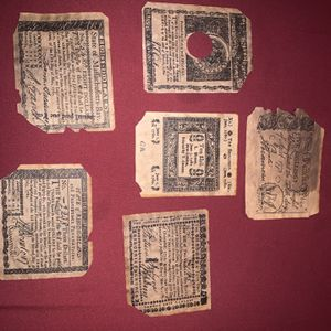 Lot Of 1780s Shils for Sale in Weatherly, PA