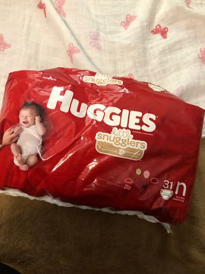Newborn diapers for Sale in Mesa, AZ