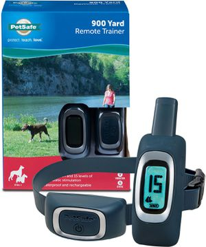 Dog electric training collar PetSafe 900 yard remote trainer for Sale in Tampa, FL