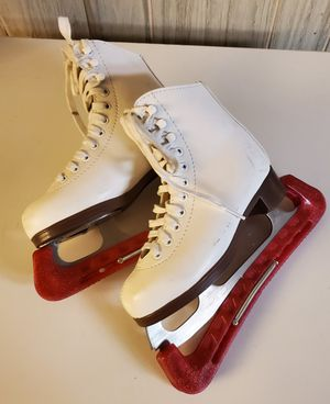 Glacier by Jackson 120 Girls Ice Skates for Sale in Lacey, WA