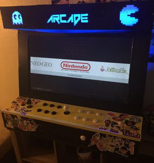 Bartop 2 player arcade for Sale in Phoenix, AZ