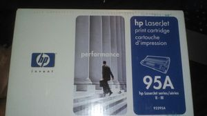 Genuine HP 95a toner cartridge new in the box for Sale in Rialto, CA