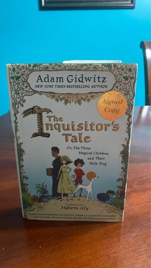 The Inquisitor's Tale by Adam Gidwitz for Sale in Romeoville, IL