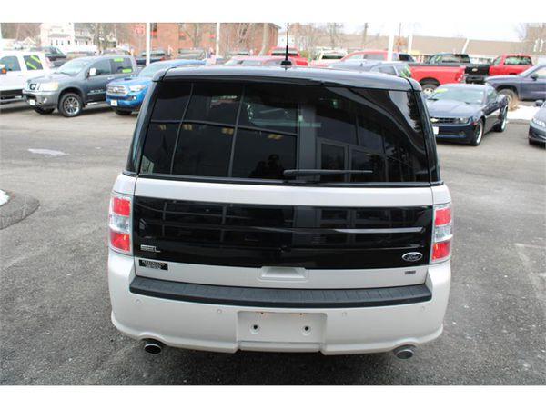 2019 Ford Flex 4dr Limited AWD