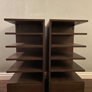 Pottery Barn Drew Nightstands Bookshelves for Sale in San Diego, CA