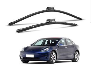 Tesla Model 3 Windshield Wiper Blades for 2017 2018 2019 (Set of 2) for Sale in Round Rock, TX