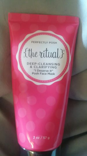 Perfectly Posh The Ritual Face Mask for Sale in Strongsville, OH