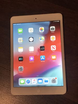 iPad mini 2 Cellular / wi-fi UNLOCKED 16gb ( iPhone X pro 11 max plus 6s 6 7 8 for Sale in Davenport, FL