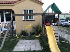 Outdoor play set for Sale in Los Angeles, CA