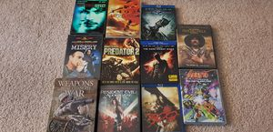 Awesome DVD Blue Ray Movies for Sale!!!! for Sale in Rockville, MD