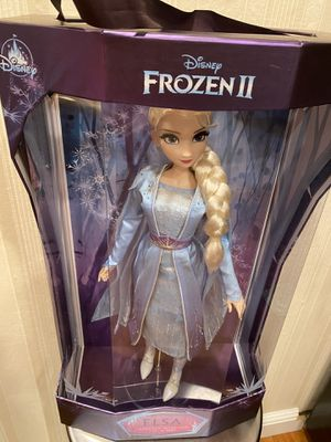 Frozen 2 Elsa Limited Edition for Sale in Pleasant Hill, CA