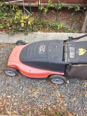 Electric lawn mower for Sale in Modesto, CA
