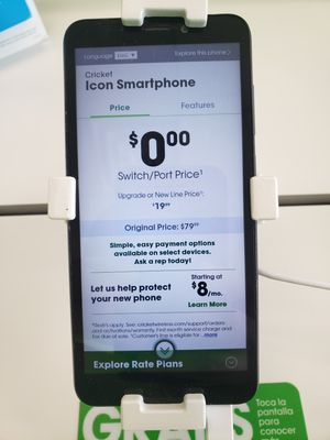 FREE PHONE WHEN YOU SWITCH TO CRICKET for Sale in Weirton, WV