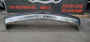 1988- 1998 CHEVY SILVERADO TAHOE SUBURBAN FRONT BUMOER CHROME USED OEM GENUINE. F60a for Sale in Lynwood, CA