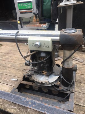 Radial Saw for sale | Only 4 left at -70%