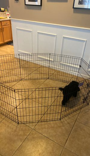 Dog Pen, like new for Sale in New Port Richey, FL