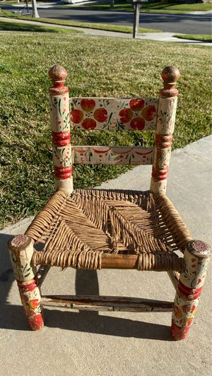 Antique Children's Chair for Sale in Newport Beach, CA