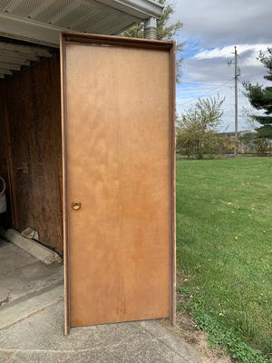 Doors with hardware and frames for Sale in Pataskala, OH