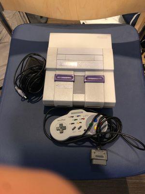 Original Super Nintendo system for Sale in Tampa, FL